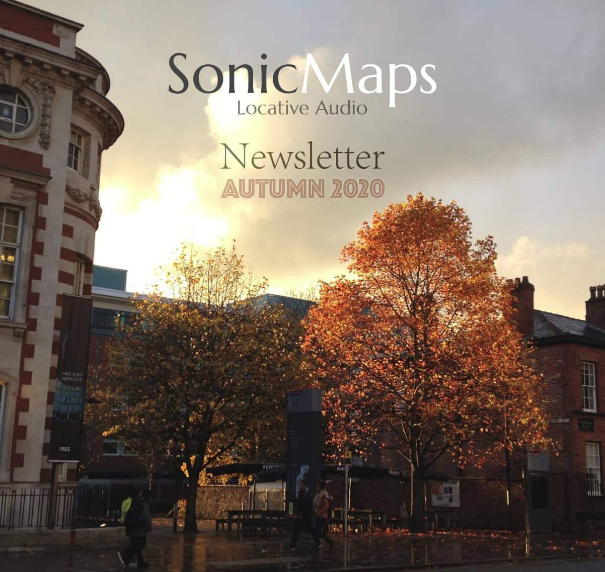 SonicMaps Newsletter Autumn 2020